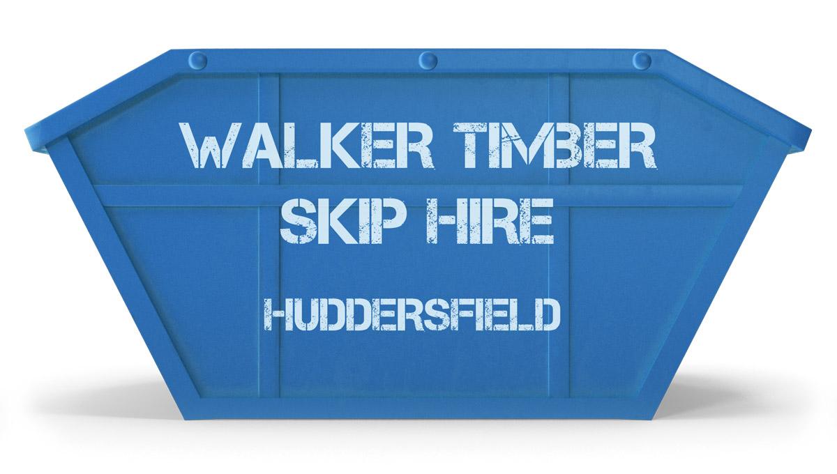 midi skip hire huddersfield